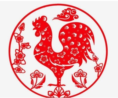 The Personality traits of Rooster