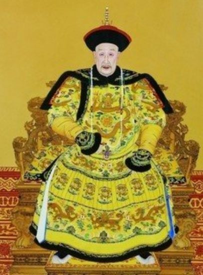 emperor in the Qing Dynasty