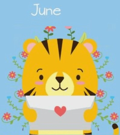 Tiger in June